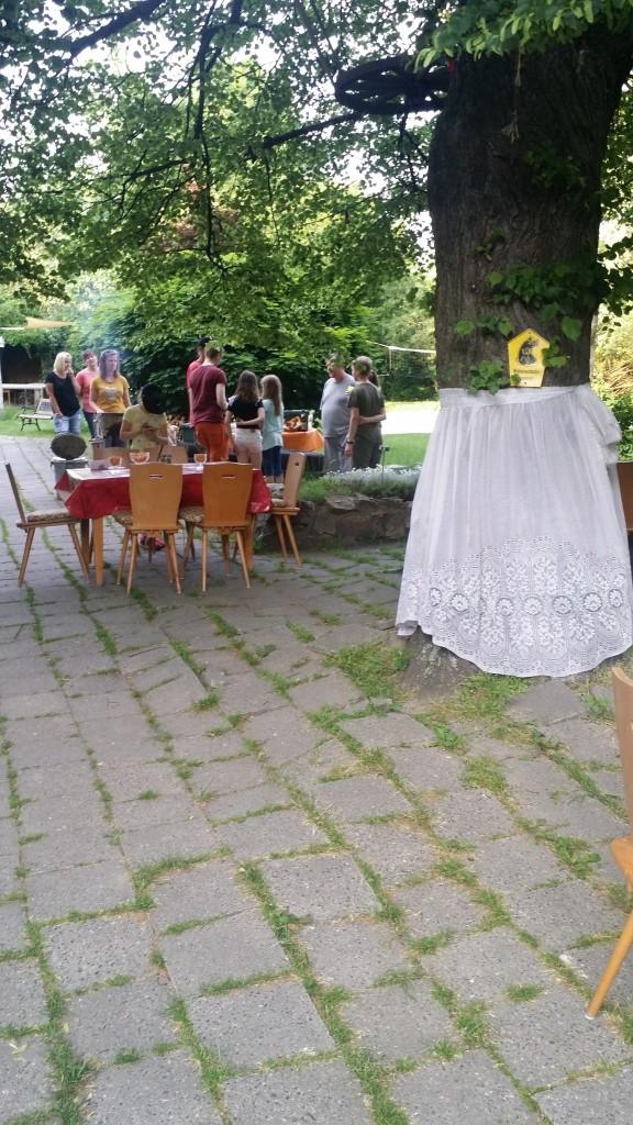 Kräuterfest Satnd NHV im YCC